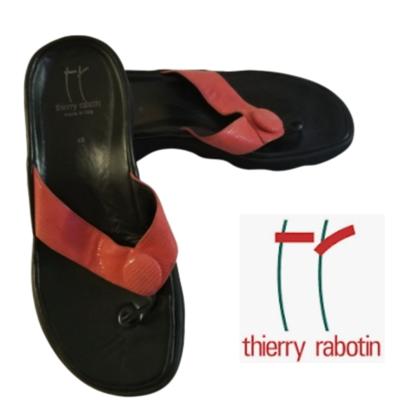 Thierry Rabotin Shoes - Thierry Rabotin Coral Sandals